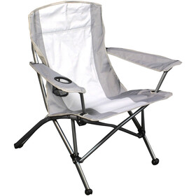 Relags Travelchair Lodge ST, silver/grey